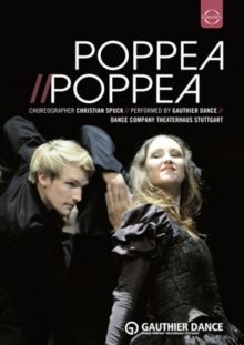 Poppea//Poppea: Gauthier Dance, DVD  DVD