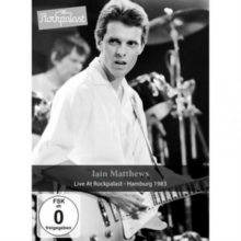 Iain Matthews: Live at Rockpalast, DVD DVD