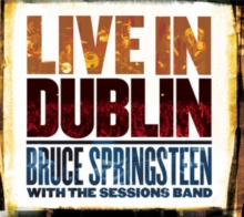 Live in Dublin, CD / Album Cd