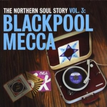 Golden Age of Northern Soul, The - Blackpool Mecca, CD / Album Cd