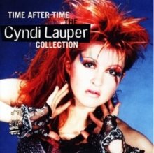 Time After Time: The Cyndi Lauper Collection, CD / Album Cd