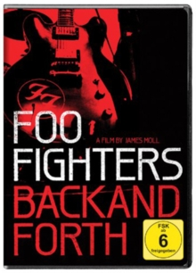 Foo Fighters: Back and Forth, DVD  DVD