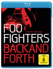 Foo Fighters: Back and Forth, Blu-ray  BluRay