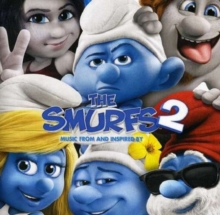 The Smurfs 2, CD / Album Cd
