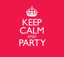 Keep Calm and Party, CD / Album Cd