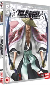 Bleach: Series 12 - Part 3, DVD  DVD