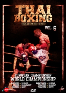 Thai Boxing: Breathtaking Fights - Volume 6, DVD  DVD