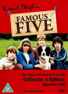 The Famous Five: The Complete Collectors Edition, DVD DVD