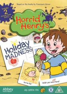 Horrid Henry: Horrid Henry's Holiday Madness, DVD  DVD