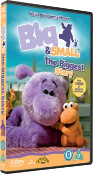 Big and Small: The Biggest Story, DVD  DVD