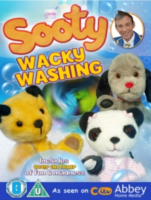 Sooty: Wacky Washing, DVD DVD