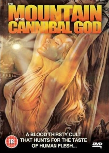 The Mountain of the Cannibal God, DVD DVD