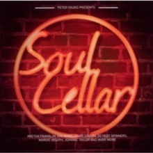 Peter Young Presents Soul Cellar, CD / Album Cd