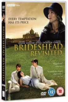 Brideshead Revisited, DVD  DVD