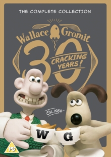 Wallace and Gromit: The Complete Collection - 20th Anniversary, DVD  DVD