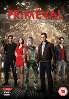 Primeval: The Complete Series 4, DVD  DVD