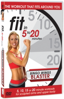 Fit in 5 to 20 Minutes: Bingo Wings Blaster, DVD  DVD