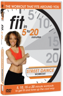 Fit in 5 to 20 Minutes: Street Dance Workout, DVD  DVD