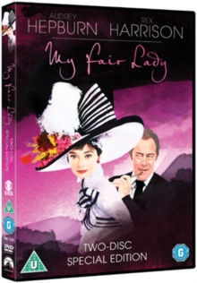 My Fair Lady, DVD  DVD
