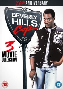 Beverly Hills Cop: Triple Feature, DVD  DVD