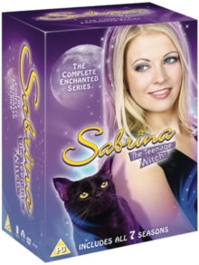 Sabrina the Teenage Witch: The Complete Enchanted Collection, DVD  DVD