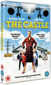 The Castle, DVD DVD