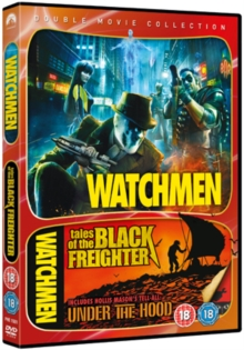 Watchmen/Tales of the Black Freighter, DVD  DVD