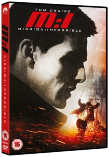 Mission Impossible, DVD  DVD