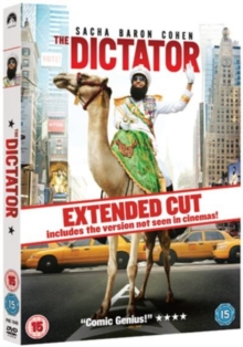 The Dictator, DVD DVD