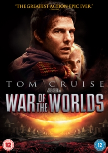War of the Worlds, DVD  DVD