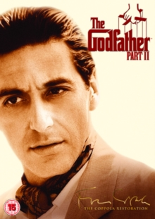 The Godfather: Part II, DVD DVD