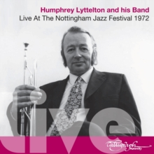 Live at the Nottingham Jazz Festival 1972, CD / Album Cd