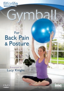 Gymball: For Back Pain and Posture, DVD  DVD