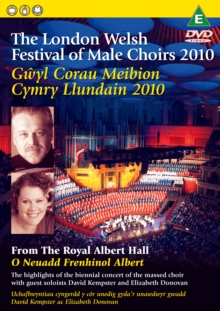 The London Welsh Festival of Male Choirs 2010, DVD DVD