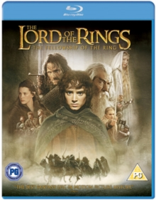 The Lord of the Rings: The Fellowship of the Ring, Blu-ray BluRay