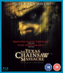 The Texas Chainsaw Massacre: Director's Cut, Blu-ray BluRay