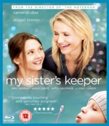 My Sister's Keeper, Blu-ray  BluRay