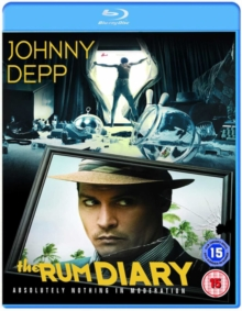 The Rum Diary, Blu-ray BluRay