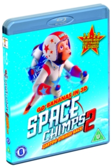 Space Chimps 2 - Zartog Strikes Back, Blu-ray  BluRay