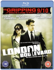 London Boulevard, Blu-ray  BluRay