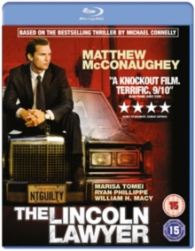 The Lincoln Lawyer, Blu-ray BluRay