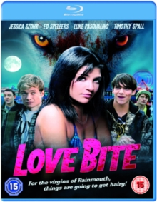 Love Bite, Blu-ray  BluRay