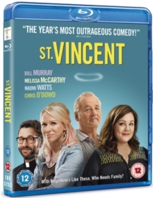 St. Vincent, Blu-ray  BluRay