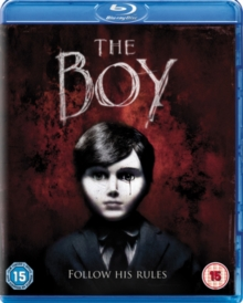 The Boy, Blu-ray BluRay