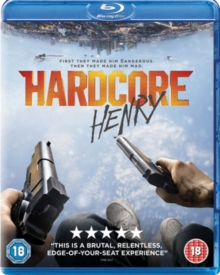 Hardcore Henry, Blu-ray BluRay