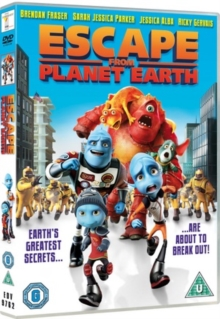Escape from Planet Earth, DVD  DVD