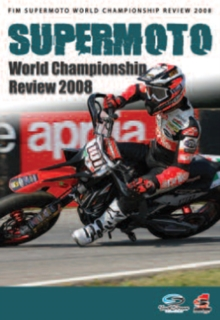 Supermoto World Championship Review: 2008, DVD  DVD