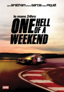 One Hell of a Weekend, DVD  DVD