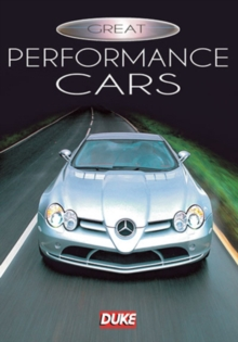 Great Performance Cars, DVD  DVD