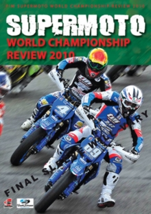 Supermoto World Championship Review: 2010, DVD  DVD